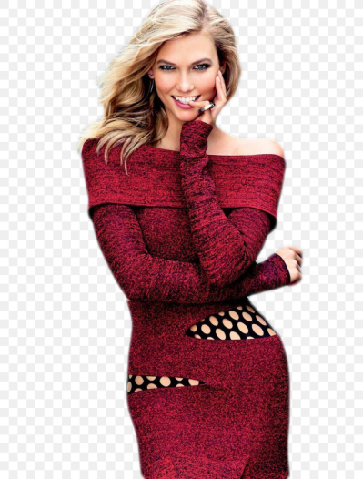 Karlie Kloss The September Issue Glamour Model Photo Shoot, PNG ...