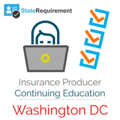 Washington DC Insurance Continuing Education | StateRequirement