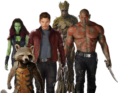 Guardians of The Galaxy PNG Photos