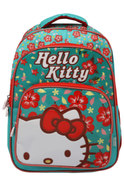 Buy DISNEY Girls Synthetic Hello Kitty Backpack | Shoppers Stop