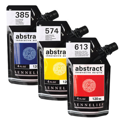 Sennelier Abstract Acrylic Paints - Arts and Crafts