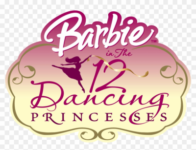 Barbie Logo Png Image - Barbie In The 12 Dancing Princesses (2006 ...