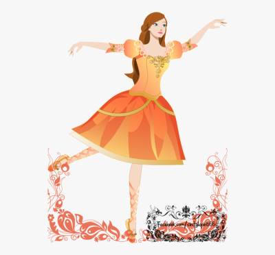 Barbie Princess Png - Barbie In The 12 Dancing Princesses Edeline ...