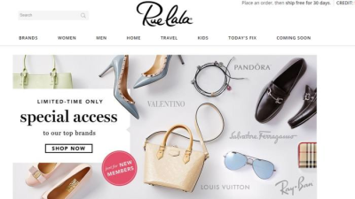 Flash sale company Rue La La to buy rival Gilt | Financial Times