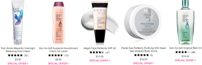 Avon - Flash Sale with 30% off Select Items + Perfect Pairs Buy ...