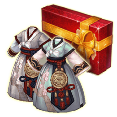 Royal Envoy Costume Selection Box - Items - Tree of Savior Database