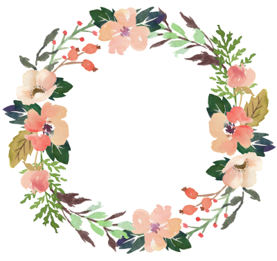 Wreath Garland Flower Clip art Portable Network Graphics - garland ...