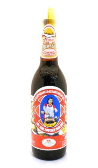 Large Thai Oyster Sauce by Mae Krua | Buy Online at the Asian Cookshop