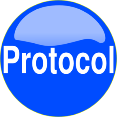 Blue Button Protocol Clip Art at PNGio - vector clip art ...
