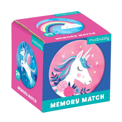 Unicorn Magic Mini Memory Match Game | Brilliant Books