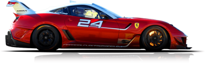 Race Car PNG Image