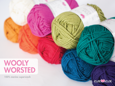 Easy As ABC KAL: Supply Buy! — Ewe Ewe Yarns