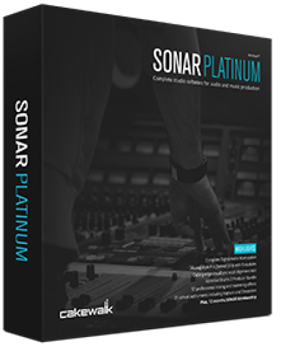 Cakewalk - SONAR - Buy Now