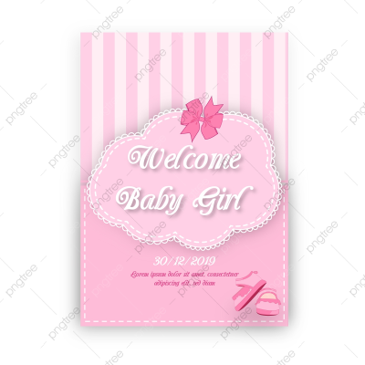 Vector Baby Shower Invitation Template, Baby, Shower, Invitation ...