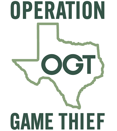Operation Game Thief — Texas Parks & Wildlife Department