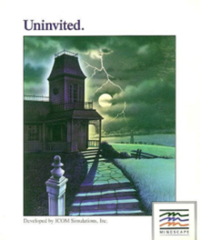 Uninvited (video game) - Wikipedia