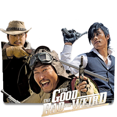 The Good, the Bad, the Weird Movie Folder Icon by MrNMS on DeviantArt