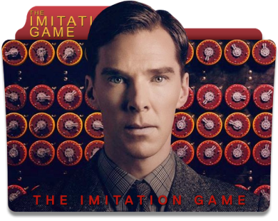 The Imitation Game Folder Icon by jesusofsuburbiaTR on DeviantArt