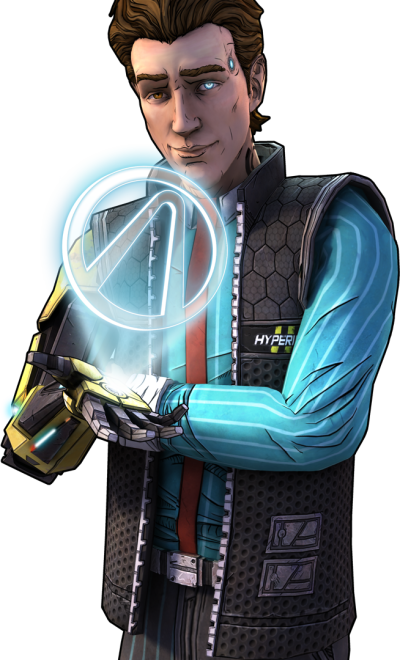 Rhys (Tales from the Borderlands) In-game (With images ...