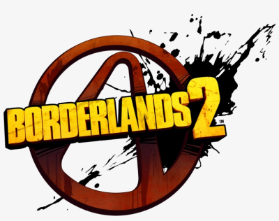 Video Game Logos - Borderlands 2 Logo - Free Transparent PNG ...