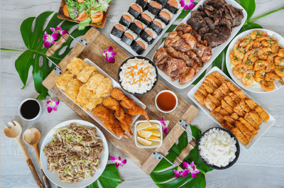 Catering for Your Next Celebration - L&L Hawaiian Barbecue