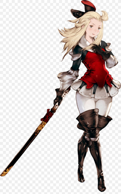 Bravely Default Bravely Second: End Layer Video Game Character ...