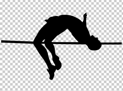 Track & Field High Jump Long Jump PNG, Clipart, Amp, Angle, Arm ...