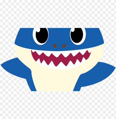 inkfong baby shark printables free PNG image with transparent ...
