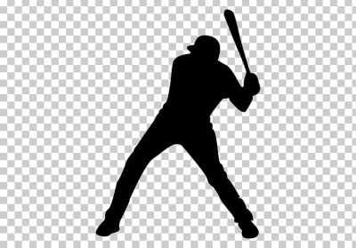 Baseball Bats Silhouette Batting PNG, Clipart, Animals, Arm, Art ...