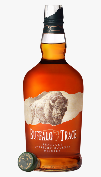 Rum Bottle Png - Bourbon Buffalo Trace, Transparent Png ...