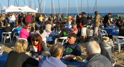 Crow's Nest Santa Cruz Beach Party - Beach, BBQ & Live Music