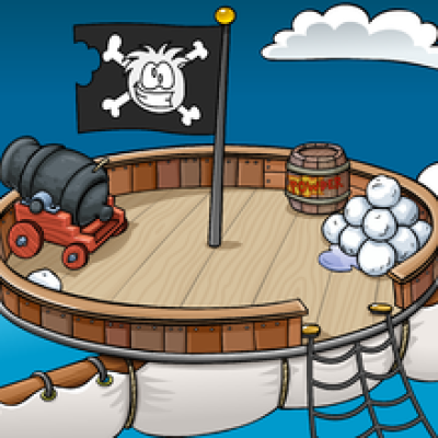 Crow's Nest | Club Penguin Wiki | Fandom