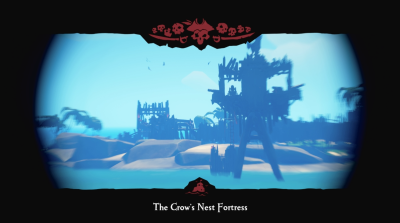 The Crow's Nest Fortress | Sea of Thieves Wiki | Fandom