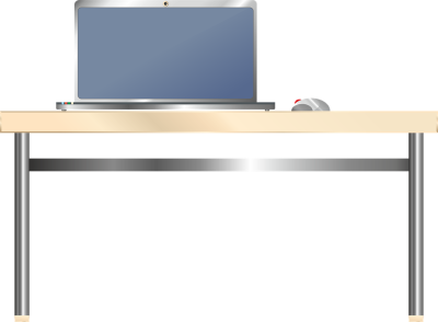 Computer Desk Download Free Clipart HQ