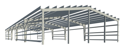 Steel Buildings - Idaho Stage Construction