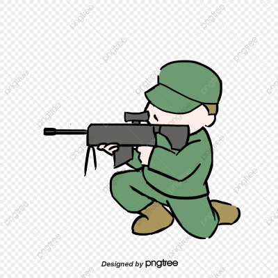 Sniper, War, Soldier, Snipe PNG and Vector with Transparent ...