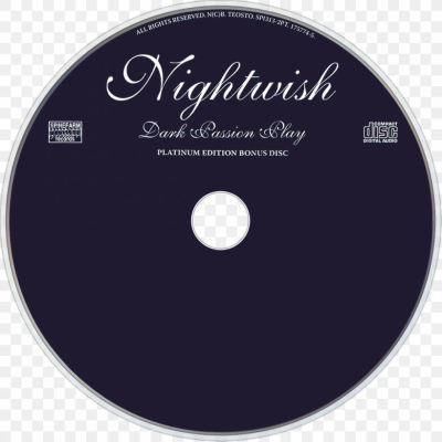 Compact Disc Dark Passion Play Nightwish From Wishes To Eternity ...