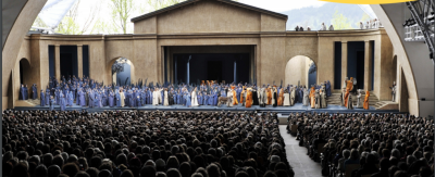 New England Conference: Oberammergau Passion Play