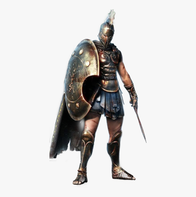 Soldier Roman Freetoedit - Ancient Greek Warrior Fantasy, HD Png ...