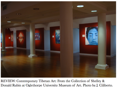 Review Contemporary Tibetan Art: From the Collection of Shelley ...