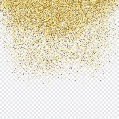 Gold Confetti Background 0706, Background, Celebrate, Celebration ...