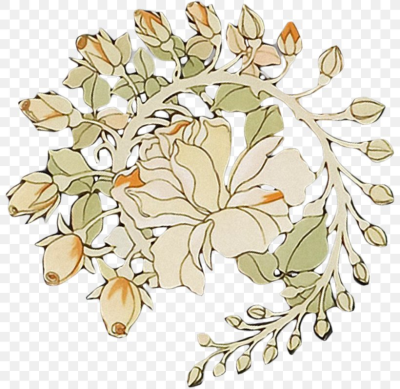 Art Nouveau Decorative Ornament Floral Design Art Nouveau Vector ...