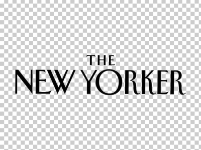 The New Yorker Logo News Magazine PNG, Clipart, Angle, Area, Art ...