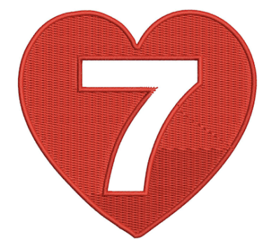 Lucky Number Seven — Dancing with Ruby