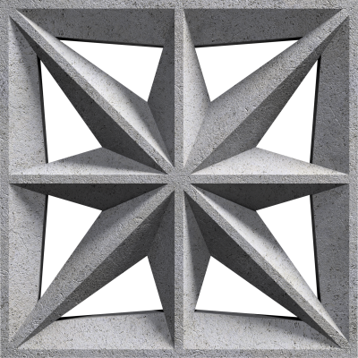 Phoenix-1-1.png 1,954×1,953 pixels | Decorative concrete blocks ...