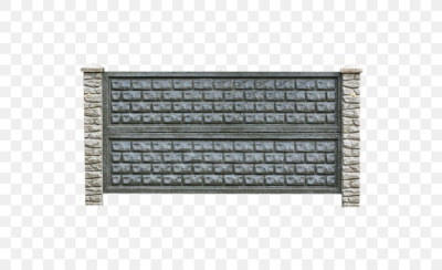 Brick Decorative Concrete Cement Fence, PNG, 532x500px, Brick ...