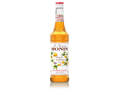 MONIN Passion Fruit syrup - Monin Syrups