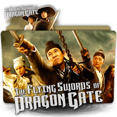 The Flying Swords Of Dragon Gate v1 folder icon by zenoasis on ...