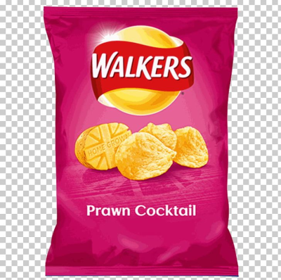 Prawn Cocktail French Fries Walkers British Cuisine Potato Chip ...
