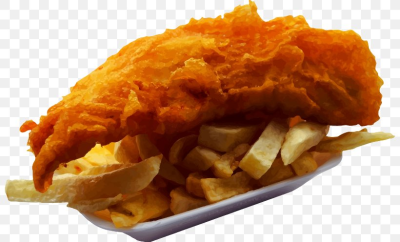 Fish And Chips French Fries Fish And Chip Shop Clip Art, PNG ...
